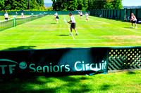 South Cowichan Lawn Tennis Club, tennis, Cowichan Bay, grass courts