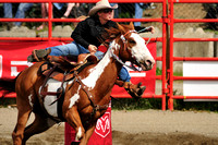 Rodeo, Luxton, Cowgirl, Barrel Racing