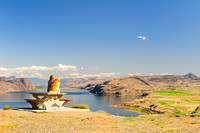 Kamloops Lake, Tobiano Golf Course, view