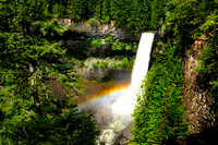 Brandywine Falls, Brandywine Falls Provincial Park, Whistler, Squamish, waterfall