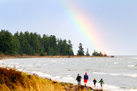 Rathtrevor Beach, Parksville, family, recreation, lifestyle