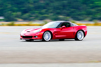Victoria Corvette Club's Slalom Event
